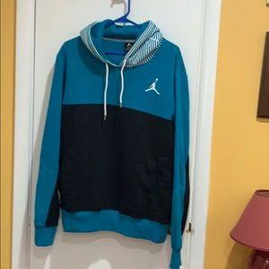 Men's Nike Hoodie Sweat Shirt, Size Large!